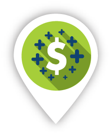 Icon for Financial Services