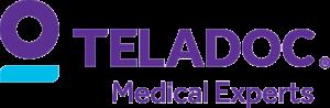 Teladoc Medical Experts logo